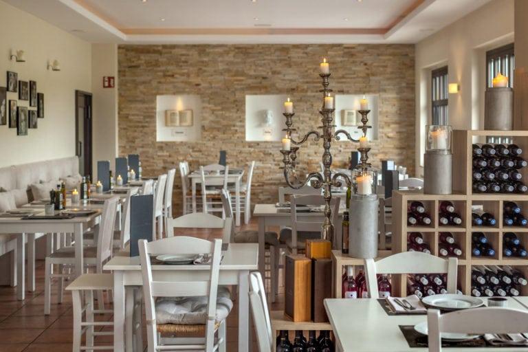 restaurant omega innenraum